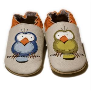 SCARPINE GUFI SILENT BIRDS - LILLIPUTI