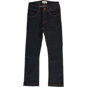 PANTALONE  JEANS DENIM DARK BLU - IN COTONE BIOLOGICO