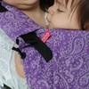 Marsupio ergonomico regolabile neko switch baby size efes paisley jasmine dark3