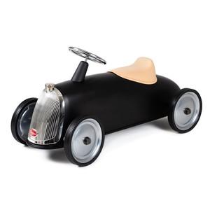 GIOCO CAVALCABILE  A SPINTA - AUTO RIDER BLACK MAT