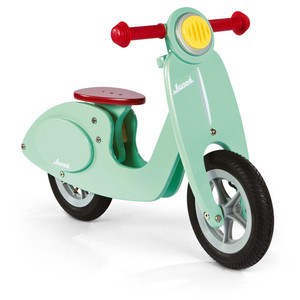 BICICLETTA SCOOTER VESPA - COLOR MENTA