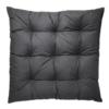 Cuscino grigio grande