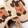 Liliputi soft baby shoes beige doggies 2973