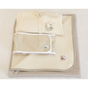 ANTICOLICHE SET NASCITA - BEIGE