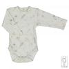 Boby cotone bio per neonato e beb stampa procione