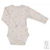 Boby cotone bio per neonato e beb stampa scoiattolo