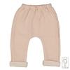 Pantalone bimbo in felpa biologica