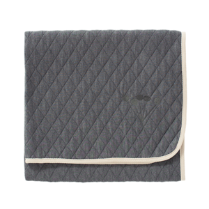 COPERTA NORDICA IN COTONE BIOLOGICO - DARK NIGHT