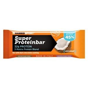 named superproteinbar barretta proteica 70g ( 32g prot cad) cocco