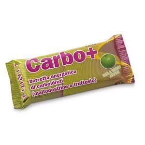 +WATT Carbo+ Barrette energetiche di carboidrati, non ricoperte, arancia