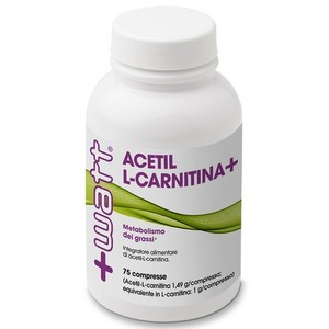 +watt carnitina 1,5 mg 75 compresse