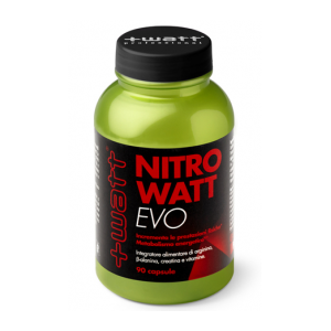 +watt nitrowatt evo 90 compresse pre workout