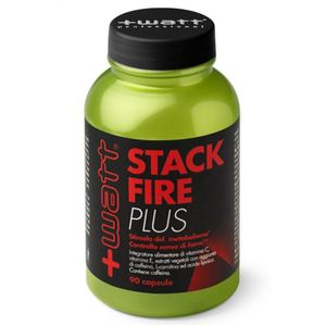 +WATT STACK FIRE PLUS 90 CAPSULE-TERMOGENICO