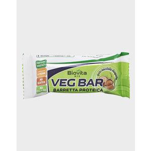 biovita med veg bar nocciola 40g vegan