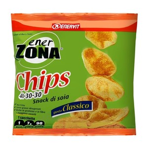 enerzona chips gusto classico 23g
