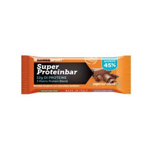 named superproteinbar barretta proteica 70g (32 g prot cad) cioccolato