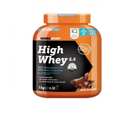 named High Whey PROTEINE SIERO DEL LATTE 1 KG vaniglia