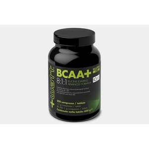 +WATT BCAA+ 8:1:1 Leucine Loading Advanced Formula 3 confezioni da 200 compresse