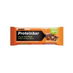 named proteinbar cioccolato baretta proteica da 50 g (17 g prot)