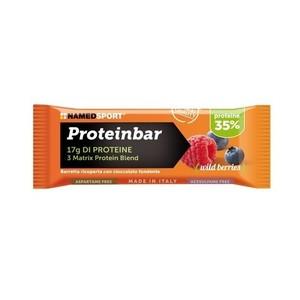 named proteinbar frutti rossi baretta proteica 50 g (17 g prot)