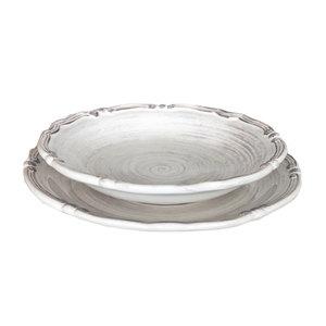 Coppia piatti ceramica Antik