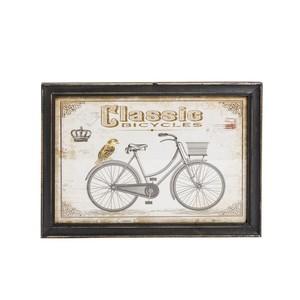 Quadro decorativo bicicletta