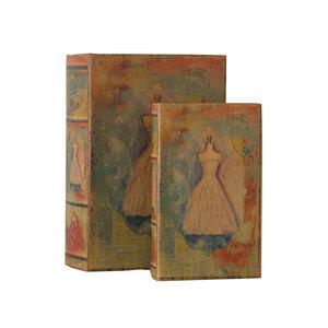 scatole porta oggetti Atelier
