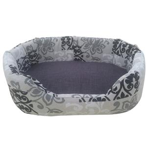 Cuccia modello Living Ring cesta per cani e gatti cuscino materassino impermeabile sfoderabile lavabile traspirante antimuffa