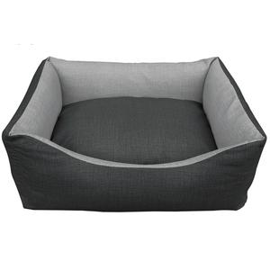 Cuccia modello Living Blobber tinta unita bicolor cesta per cani e gatti cuscino materassino impermeabile sfoderabile lavabile traspirante antimuffa