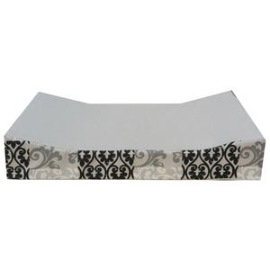 Materassino modello Living Concept divanetto per cani e gatti anziani cuscino impermeabile sfoderabile lavabile