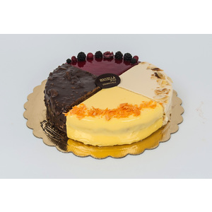Torta Scomposta