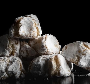Muretto biscotto bianco