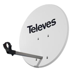 Parabola offset 80 cm Televes ISD 830