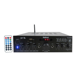 Amplificatore stereo Karma PA-2380BT