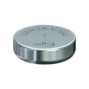 Batteria Varta 364 ossido d'argento