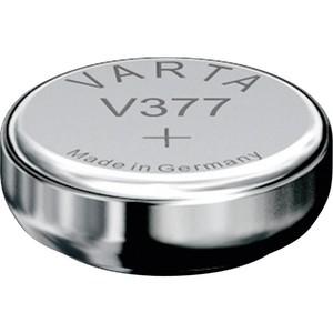 Batteria Varta 377 ossido d'argento