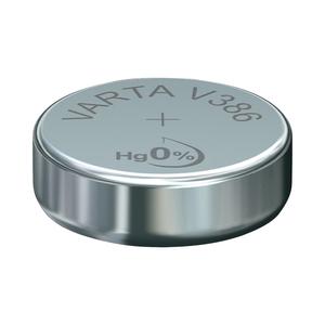 Batteria Varta 386 ossido d'argento