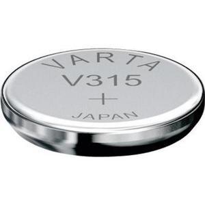 Batteria Varta 315 ossido d'argento