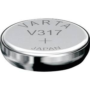 Batteria Varta 317 ossido d'argento