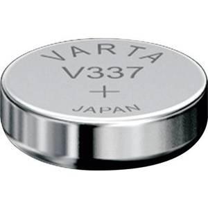 Batteria Varta 337 ossido d'argento