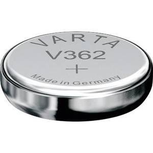 Batteria Varta 362 ossido d'argento