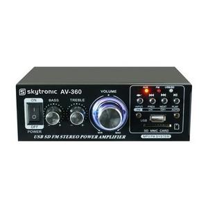 Amplificatore stereo Skytronic AV-360
