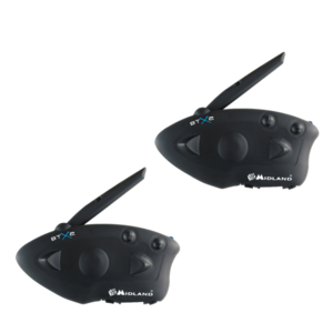 Sistema Interfono Bluetooth BTX2 TWIN MIDLAND