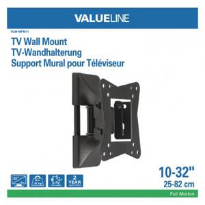 """Supporto LCD orientabile 10"""" - 32"""""""