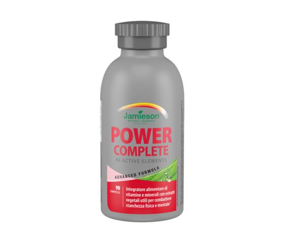 JAMIESON-POWER COMPLETE (MULTIVITAMINICO)