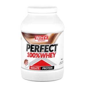 Perfect whey isolate 900g