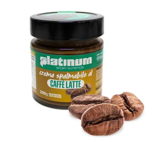PLATINUM- CAFFE' LATTE