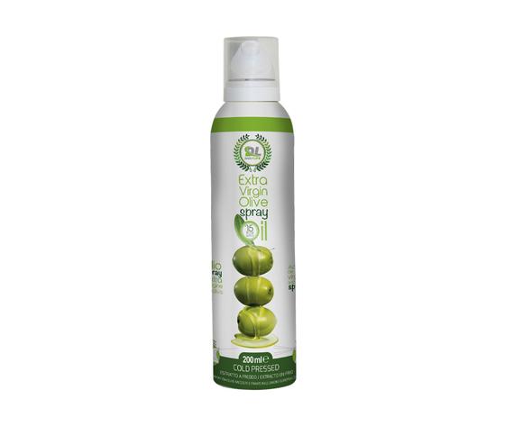 olio spray extra vergine di olive