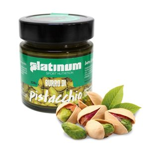 PLATINUM - BURRO 100% PISTACCHI