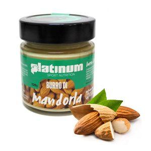 PLATINUM- BURRO 100% MANDORLA